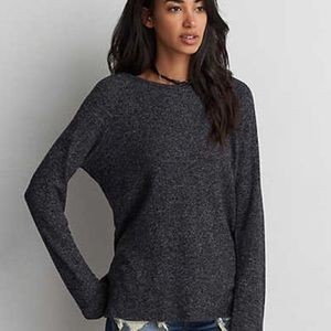 American Eagle Soft & Sexy Plush Long Sleeve